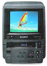 Sony TRINITRON, EV-DT1 VIDEO 8 TV COMBO vom HÄNDLER werkstattüberholt TOP VIDEO8