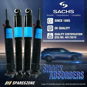 Front + Rear Sachs Shock Absorbers for Mitsubishi Triton ME MF MG MH MJ MK Ute