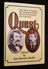 Quest - The Story Of Stanley & Livingstone In Their Own Words - hbdj 1978