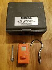 chance hot line high voltage indicator no. c403-2708