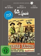 REITER OHNE GNADE (Audie Murphy, Tony Curtis) Blu-ray Disc, Digibook NEU+OVP
