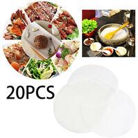20pcs Food Non-Stick Baking Paper/Cake Roast Meat Parchment Paper Kitchen Tool