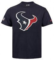 New Era Houston Texans NFL On Field Fan M L XL XXL Tee Camiseta Hombres Nuevo