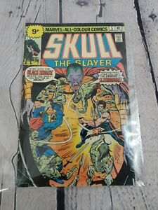 Skull the Slayer May 5th  [1976]- Marvel Comic- Pence Issue