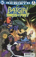 Batgirl & The Birds Of Prey #1 (2016) Benson, Roe, Rebirth, 1St Print, Dc, Nm