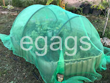 Greenhouse Insect Net 2.4M wide ANY LENGTH Protects Herbs Plants Stop Fruit Fly