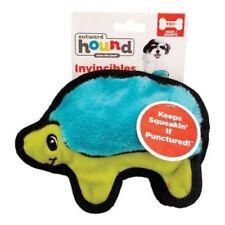 KYJEN OUTWARD HOUND Mini Invincibles Hedgehog Squeaker Dog Puppy Fetch Chew Toy