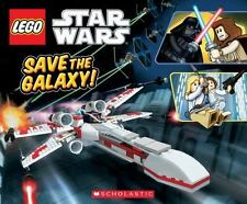 Lego Star Wars: Save the Galaxy! by Doodle Pictures Studio Staff and Ace Landers