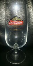 RARE COLLECTABLE JAMES BOAG 2012 MELBOURNE CUP BEER GLASS BRAND NEW NEVER USED