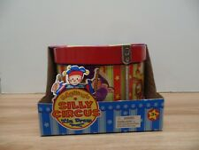 Schyllings Silly Curcus Tin Drum Toy 2006 112918DBT