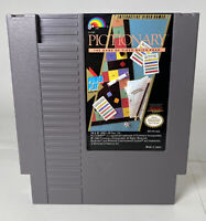 Pictionary Power Play Series Nintendo Game Cartridge with Dust Cover