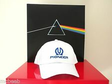 Pioneer Electronics Logo Hat Quality Embroidered 100% Cotton Twill Adjustable