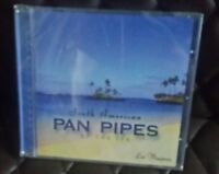 South American Pan Pipes by the Sea - Global Journey New and Sealed
