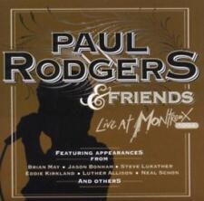 Paul Rodgers Live at Montreux 1994, CD/2011/FREE/BAD COMPANY/Nouveau Neuf dans sa boîte