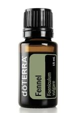 NEW SEALED doTERRA Fennel Essential Oil 15 ml