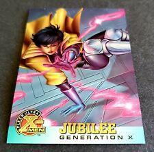 """1995 FLEER ULTRA X-MEN CHROMIUM #32 """"JUBILEE"""" NR.MINT/MINT"""