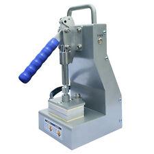 Dulytek DM800 Personal Rosin Press - Dual Heat Plates - Solventless Extraction