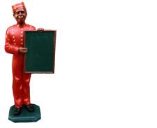 Design Hotel Schild Junge Figur Statue Skulptur Figuren Skulpturen Dekoration