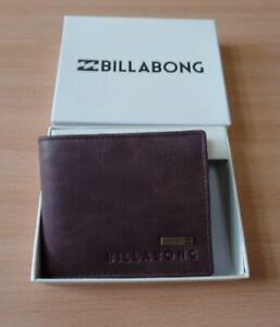 Original - BILLABONG -  Geldbörse Scope - chocolate - NEU