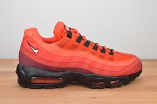 CLEAN Nike Air Max 95 OG Habanero Red AT2865-600 Men's Size 10.5 Running