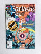 FANTASTIC FOUR N°338 VO EXCELLENT ETAT / VERY FINE / NEAR MINT