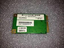 Scheda Wireless Atheros AR5BXB63 459339-002 T60H976.07 LF 802.11b/g Mini Pcie