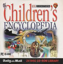 CHILDREN'S ENCYCLOPEDIA - PROMO CD-ROM from Daily Mail