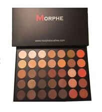 100% BRAND NEW MORPHE BRUSHES 350 EYESHADOW PALETTE 35 COLOR NATURE GLOW