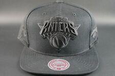 Mitchell & Ness New York Knicks Short Hook Snapback Cap Hat NBA Team Adjustable