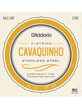 Cavaquinho Stainless Steel D'Addario String Set