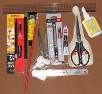 MYGJ06 Gundam Modeler Basic Tools Craft Set For Car Model Building Kit NEW