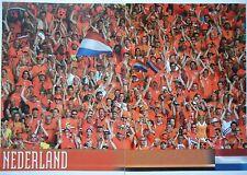 Panini 278 & 279 Fans Nedeland Niederlande UEFA Euro 2008 Austria - Switzerland