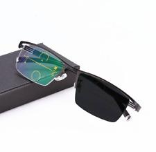 Intelligent Progressive Bifocal Reading Distance Glasses Transition/Photochromic