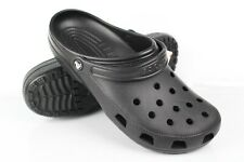 Crocs Men's Classic Clogs Slip On Black 10001