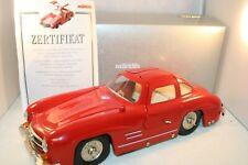 Marklin Mercedes Benz 300 SL 1:16 Tinplate Museum model Perfect mint in box NEW