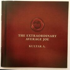 KOOLTA Extraordinary Average Joe CD 2012 Aussie Hip Hop KULTAR A. hilltop hoods