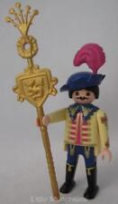 Playmobil Castle/Palace/Fairytale figure: Royal Guard/Footman with staff NEW