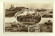 tp7181 - Kent - Multiview x 5 of Hearne Bay Views, Herne Bay Court - Postcard