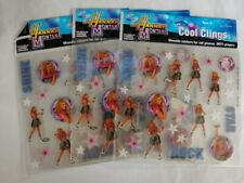 Hannah Montana Birthday Party Cool Clings 3 sheets New Free Shipping