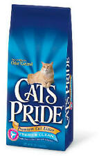 Cat Litter, Scented, 10-Lbs. - Pack of 3