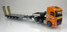 "Herpa 306409 Volvo FH Gi. 6x2 semitieflade-remolcarse ""Katdare VList"" (NL)"