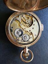 Quarter Repeater pocket Watch Full Hunter Case