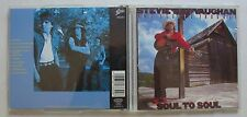 STEVIE RAY VAUGHAN (CD)  SOUL TO SOUL