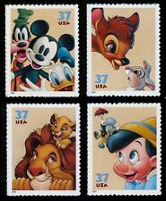 #3868a 37c Disney: Friendship, Singles, Mint **ANY 4=FREE SHIPPNIG**