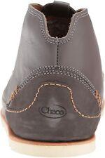 Chaco Thompson Chukka Gaviota Gris Oscuro para Hombre Zapatos De Senderismo 12