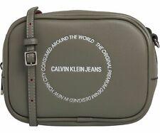 Calvin Klein Sculpted Camera Bag Tasche Dusty Olive Grün Neu