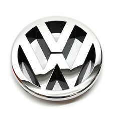 Original VW Emblem Zeichen chrom Kühlergrill Golf Polo Touran 1T0853601A FDY