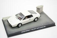 Lotus Esprit S1 Type 79 James Bond 1976 Year Altaya 1/43 Scale Diecast Model Car