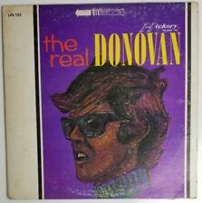 The Real Donovan LP HICKORY LPS 135 Stereo