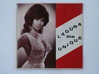 LAOURA THE UNIQUE SEXOTIC GREEK SINGER RARE US LP LAIKO Autograph Cheesecake
